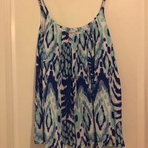 Lilly Pulitzer swing tank top